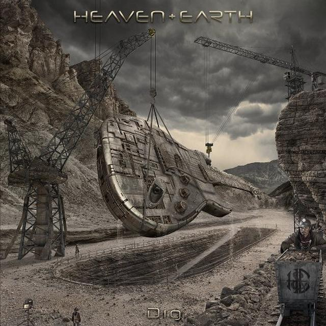 Heaven & Earth DIG Vinyl Record - 180 Gram Pressing, Digital Download Included