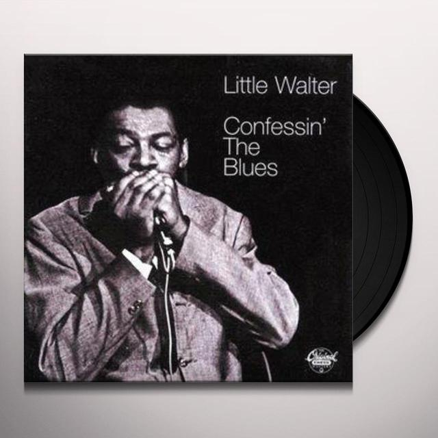 Little Walter CONFESSIN THE BLUES Vinyl Record