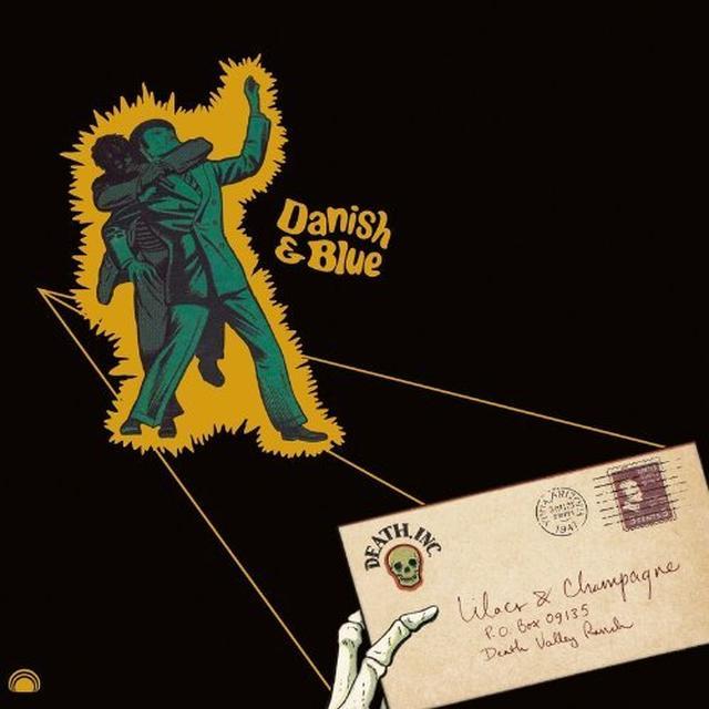 Lilacs & Champagne DANISH & BLUE Vinyl Record