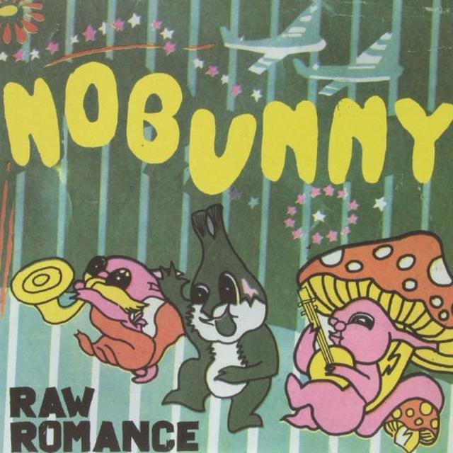 Nobunny RAW ROMANCE Vinyl Record