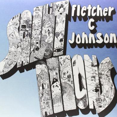 Fletcher C Johnson SALUTATIONS Vinyl Record