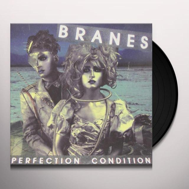 Branes PERFECTION CONDITION Vinyl Record