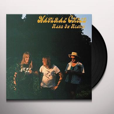 Natural Child HARD IN HEAVEN Vinyl Record