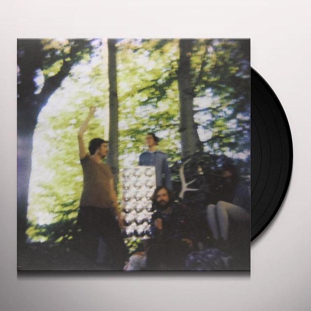 Mmoss I. Vinyl Record