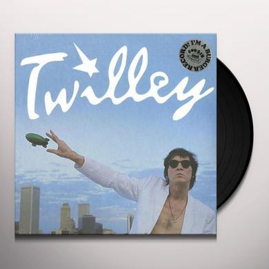 Dwight Twilley GREEN BLIMP Vinyl Record