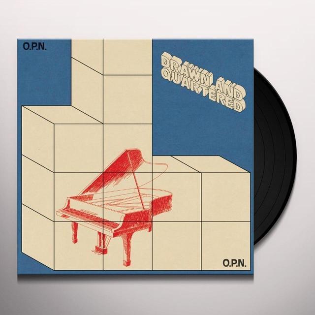 Oneohtrix Point Never DRAWN & QUARTERED Vinyl Record