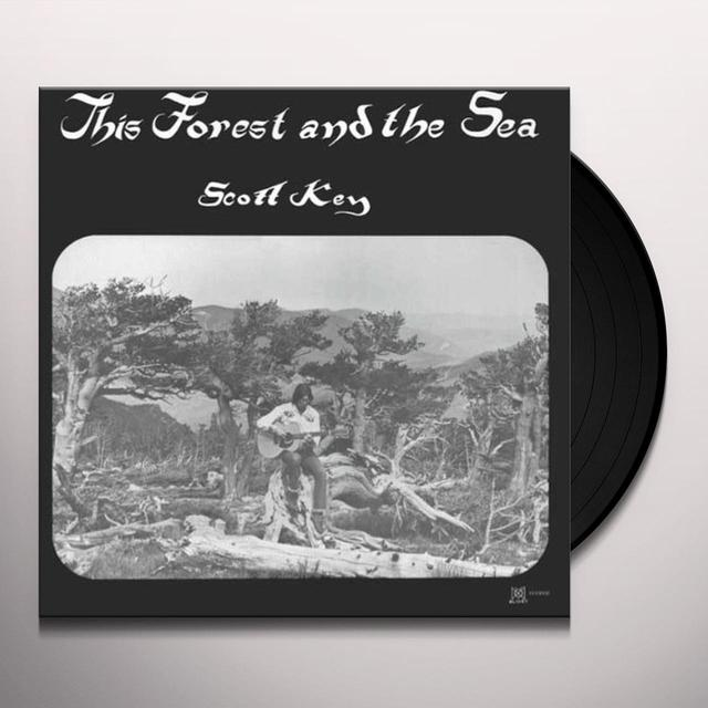 Scott Key THIS FOREST & THE SEA Vinyl Record - Reissue