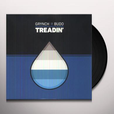 Grynch & Budo TREADIN Vinyl Record
