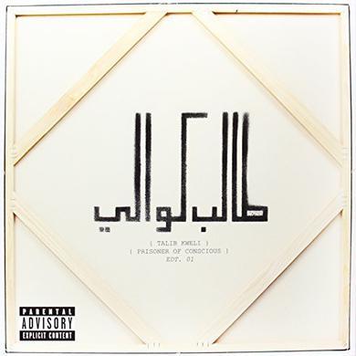 Talib Kweli PRISONER OF CONSCIOUS Vinyl Record