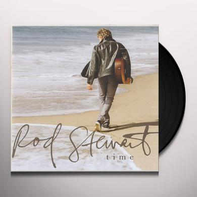 Rod Stewart TIME Vinyl Record