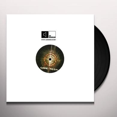 Gore Tech MACHINE THRONE Vinyl Record