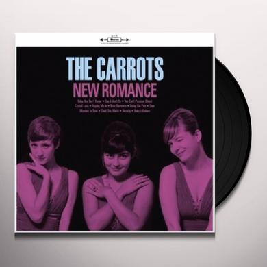 Carrots NEW ROMANCE Vinyl Record