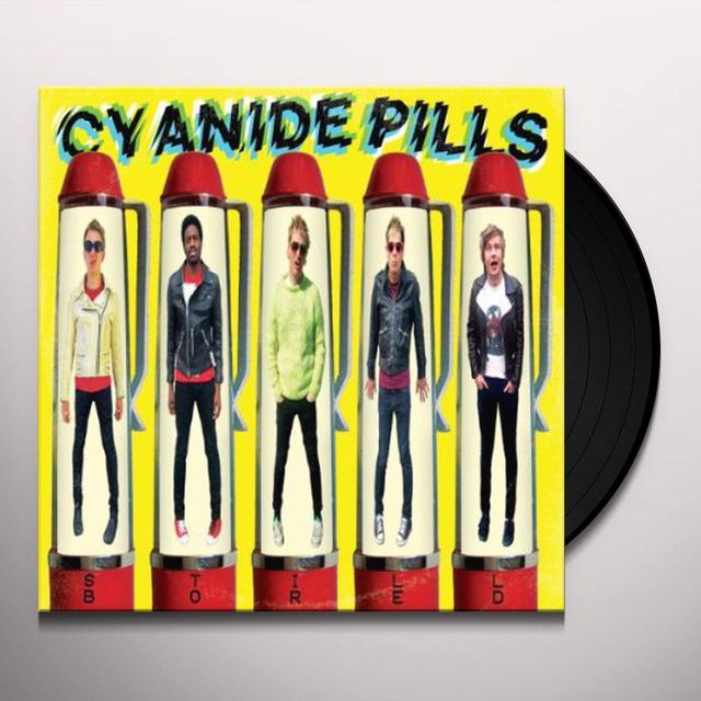 Cyanide Pills STILL BORED Vinyl Record
