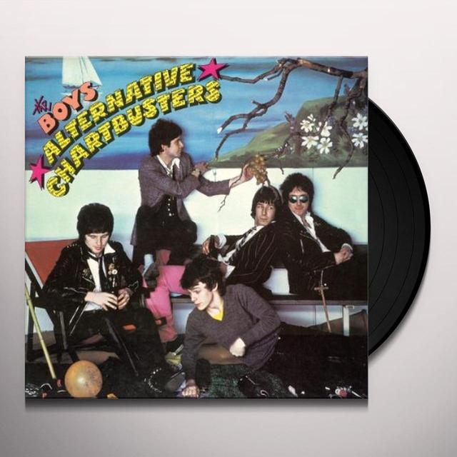 Boys ALTERNATIVE CHARTBUSTERS Vinyl Record - Deluxe Edition