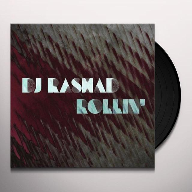 Dj Rashad ROLLIN Vinyl Record