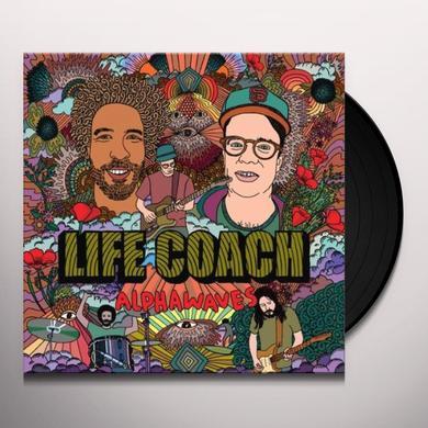 Life Coach ALPHAWAVES Vinyl Record -