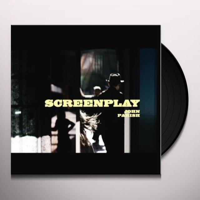 John Parish SCREENPLAY Vinyl Record - Deluxe Edition