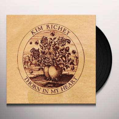Kim Richey THORN IN MY HEART Vinyl Record - w/CD