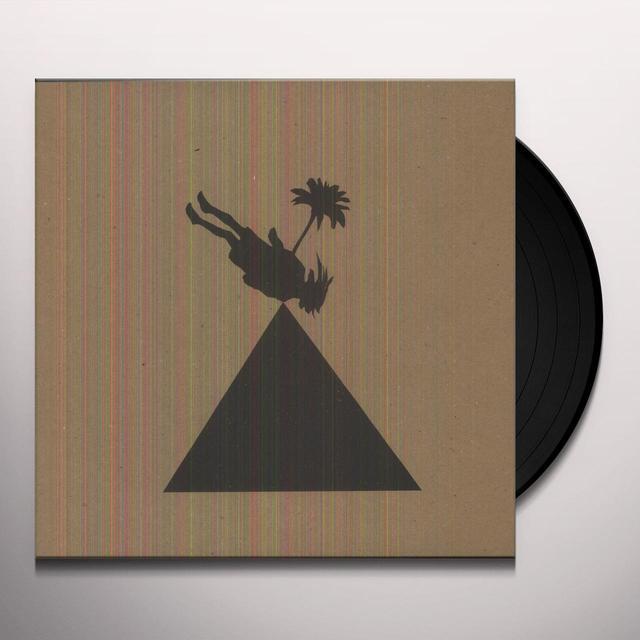 Melt Yourself Down FIX MY LIFE Vinyl Record
