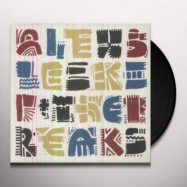 Alex Bleeker & The Freaks HOW FAR AWAY Vinyl Record