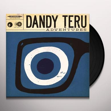 Dandy Teru ADVENTURES Vinyl Record