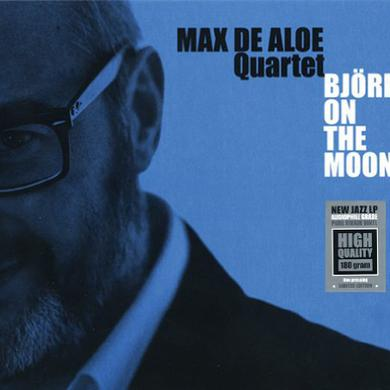 Max De Aloe Quartet BJORK ON THE MOON Vinyl Record