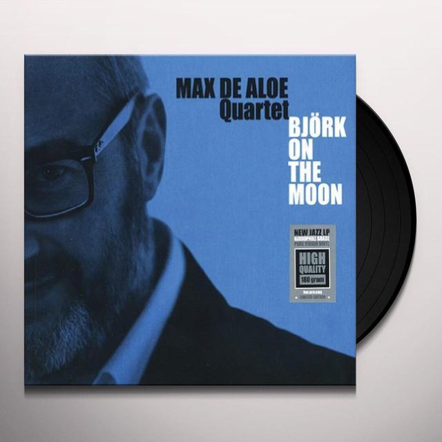 Max De Aloe Quartet BJORK ON THE MOON Vinyl Record - Italy Import