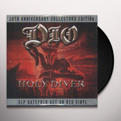 Dio HOLY DIVER Vinyl Record