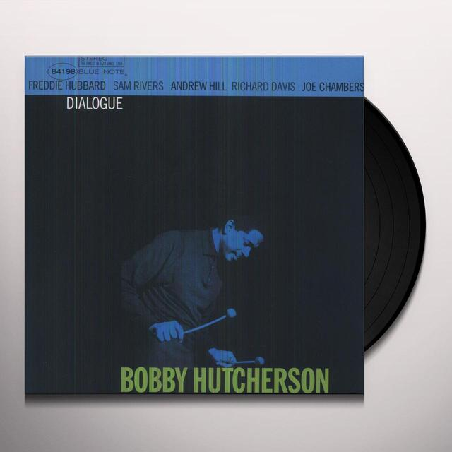 Bobby Hutcherson DIALOGUE Vinyl Record - 180 Gram Pressing
