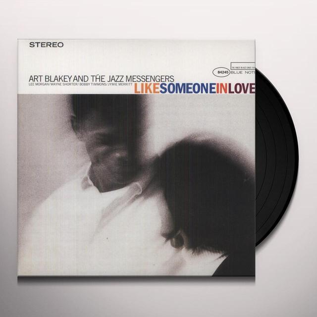 Art Blakey & The Jazz Messengers LIKE SOMEONE IN LOVE Vinyl Record - 180 Gram Pressing