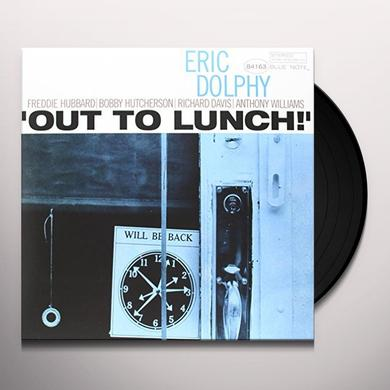 Eric Dolphy OUT TO LUNCH Vinyl Record - 180 Gram Pressing