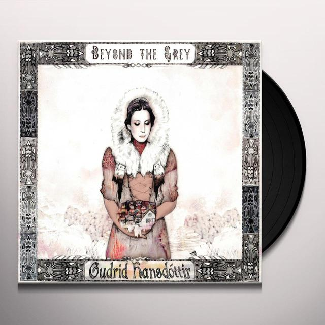 Gudrid Hansdottir BEYOND THE GREY Vinyl Record