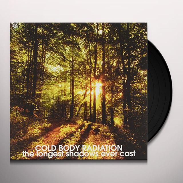 Cold Body Radiation