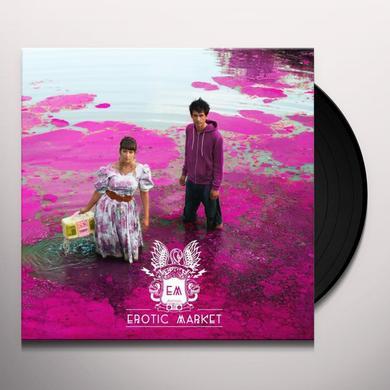 EROTIC MARKET (EP) Vinyl Record