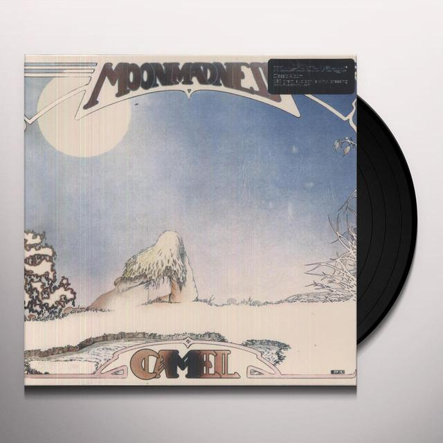 Camel MOONMADNESS Vinyl Record - Holland Release