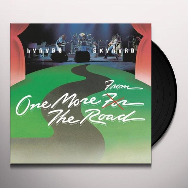 Lynyrd Skynyrd ONE MORE FROM THE ROAD Vinyl Record - 180 Gram Pressing