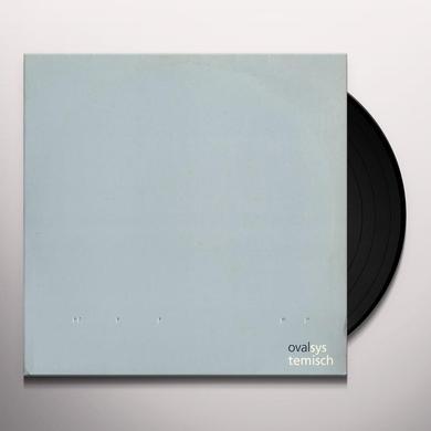 Oval SYSTEMISCH Vinyl Record - , Reissue
