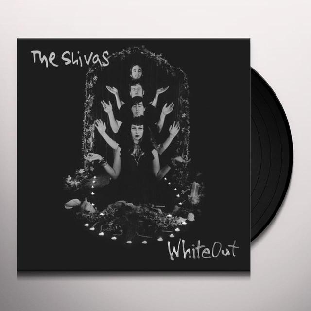 Shivas WHITEOUT Vinyl Record