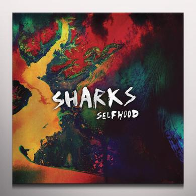 Sharks SELFHOOD (BONUS CD) Vinyl Record - Colored Vinyl