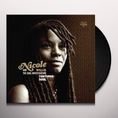 Nicole Willis TORTURED SOUL Vinyl Record