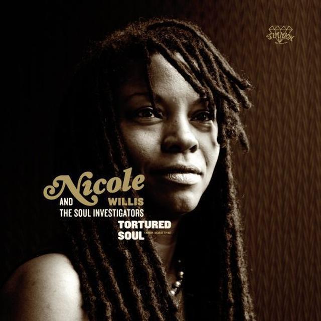 Nicole Willis TORTURED SOUL Vinyl Record