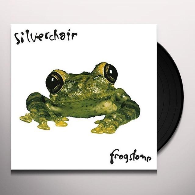 Silverchair FROGSTOMP (BONUS TRACK) Vinyl Record - Limited Edition, 180 Gram Pressing