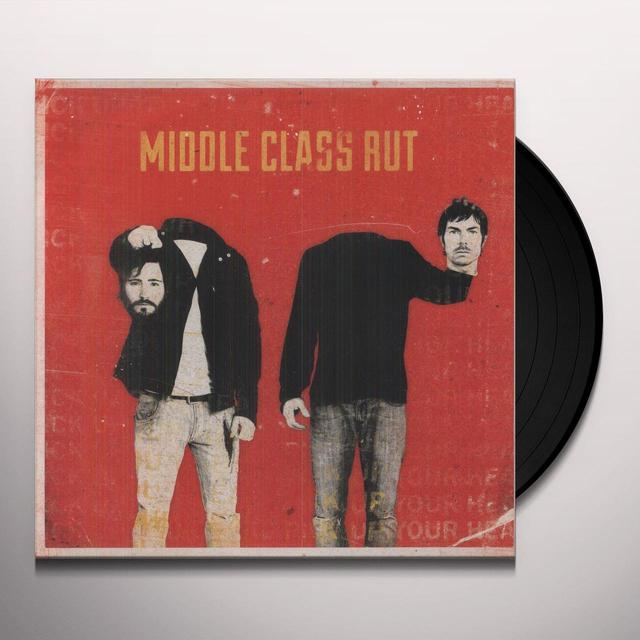 Middle Class Rut PICK UP YOUR HEAD Vinyl Record - Digital Download Included