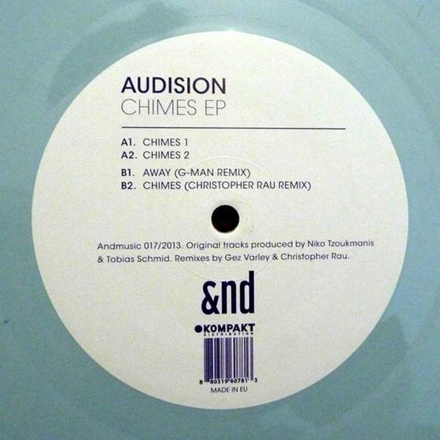 Audision CHIMES Vinyl Record