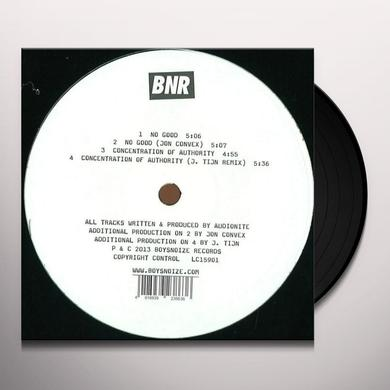 Audionite NO GOOD Vinyl Record