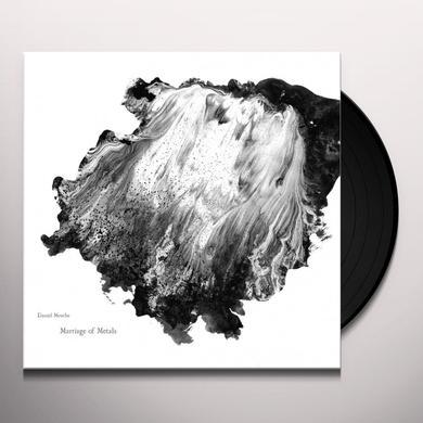 Daniel Menche MARRIAGE OF METALS Vinyl Record