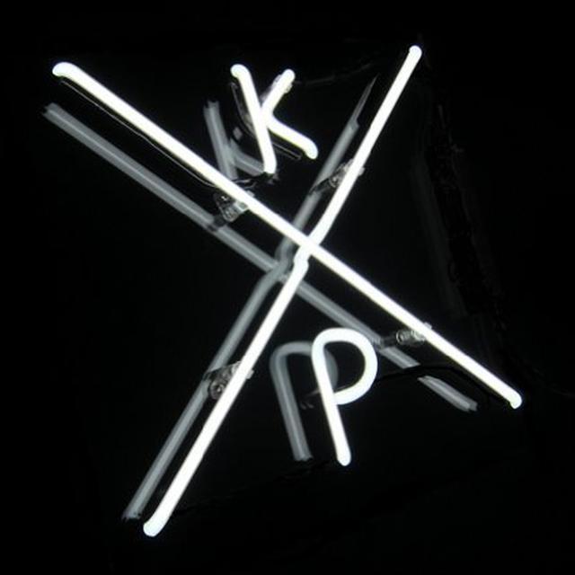 K-X-P II Vinyl Record