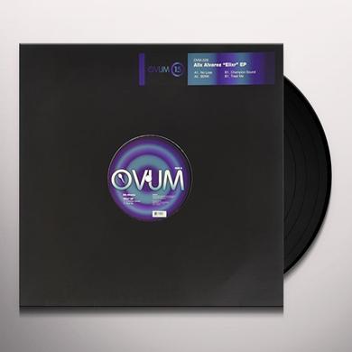 Alix Alvarez ELIXR Vinyl Record