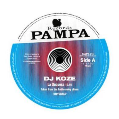 Dj Koze DUQUESA Vinyl Record