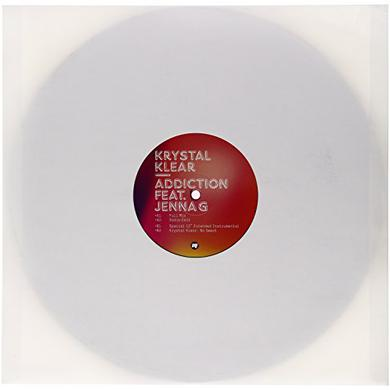 Krystal Klear ADDICTION Vinyl Record